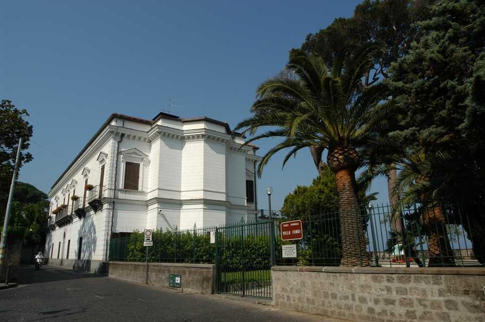 Villa Fondi De Sangro Piano Di Sorrento